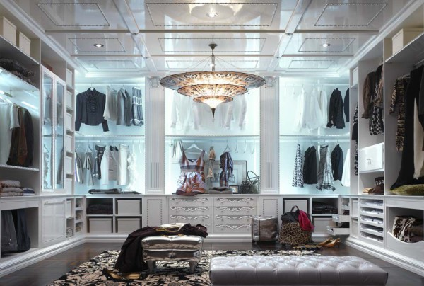 Closet And Wardrobe Designs Girls Dream Luxurious Walk In Wardrobe Closet  Way Of Life By Pregno In Classy Artistic And Elegant Style Fancy Dream Home   ...