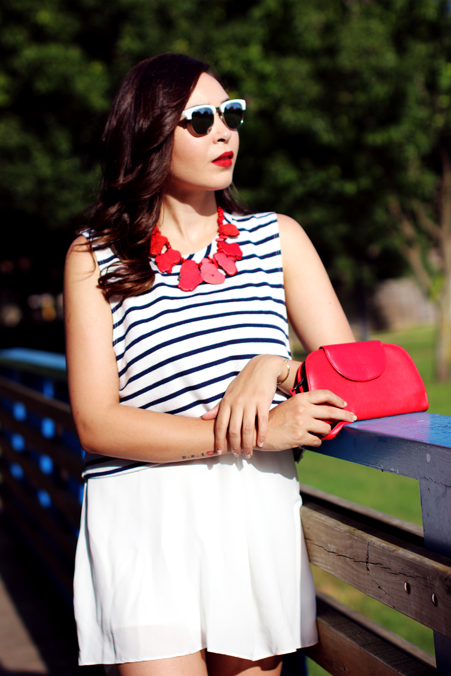 Fixin to Thrill | Austin Fashion Blog: Fourth of July Style Inspiration, Stripes
