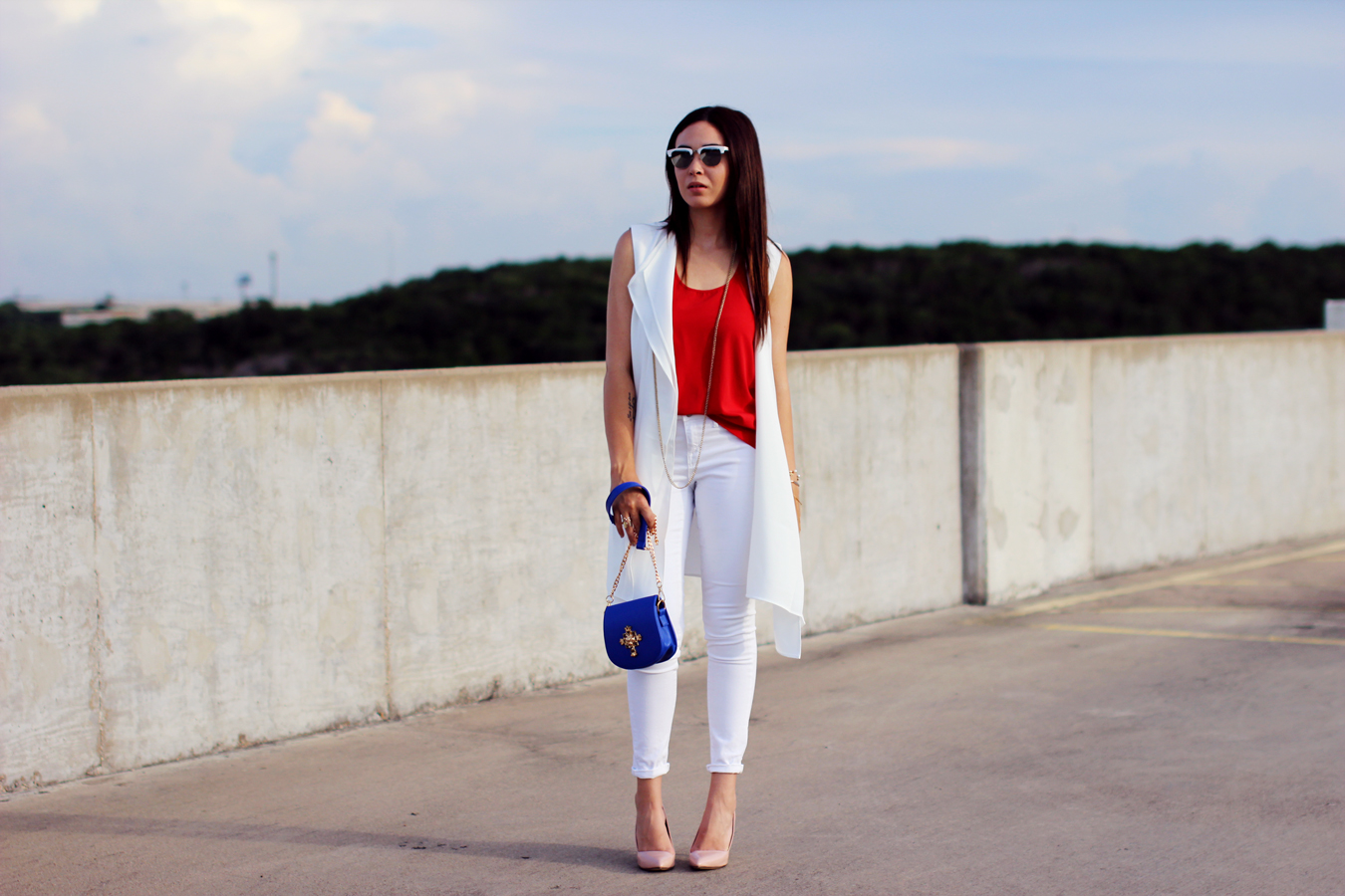 Fixin to Thrill | Austin Fashion Blog: 4th of July Style