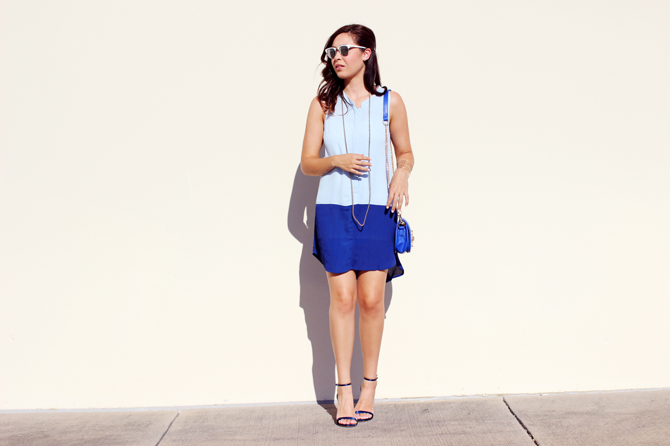 Fixin to Thrill | Austin Fashion Blog: Shirtdress