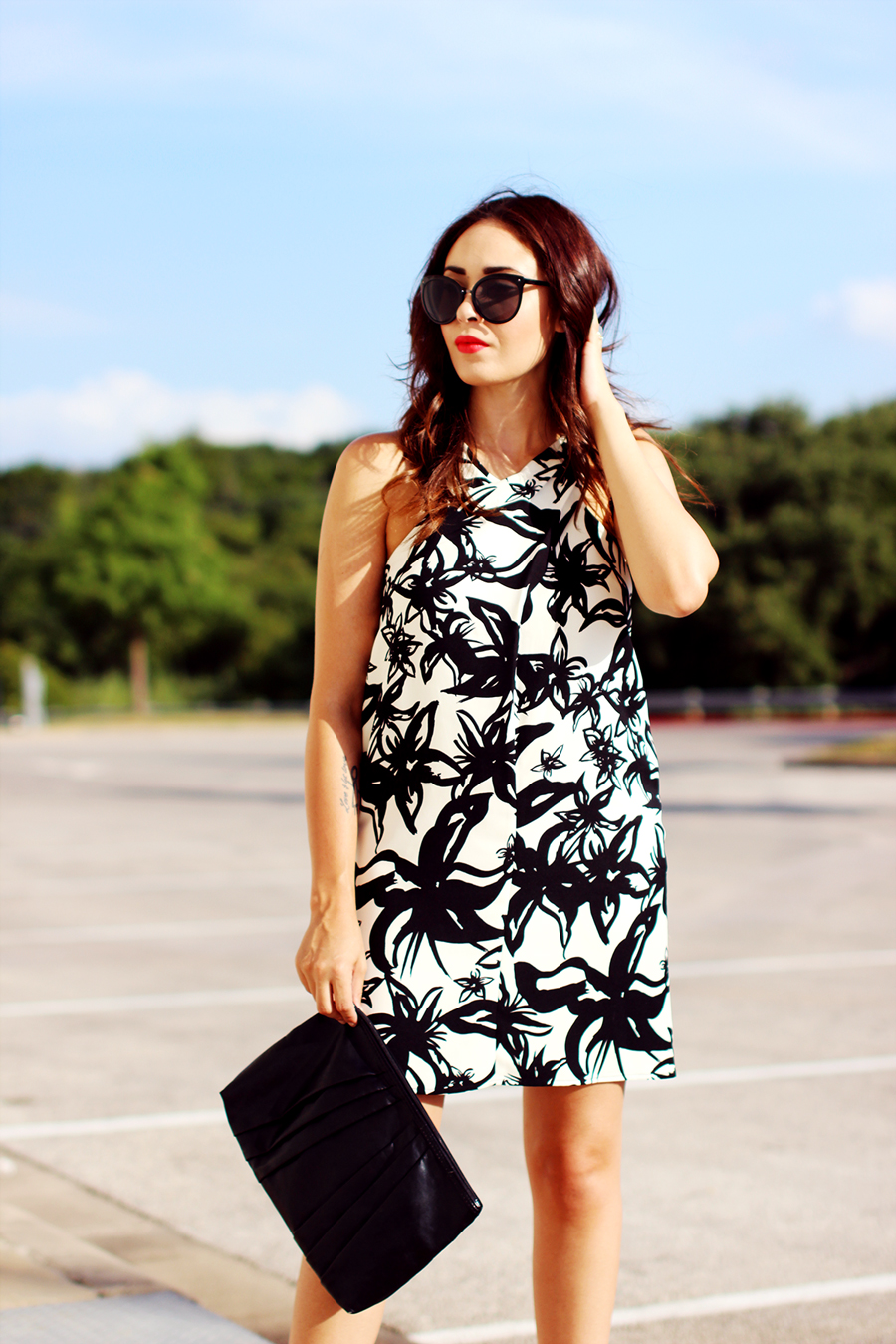 Graphic Print with MNG by Mango