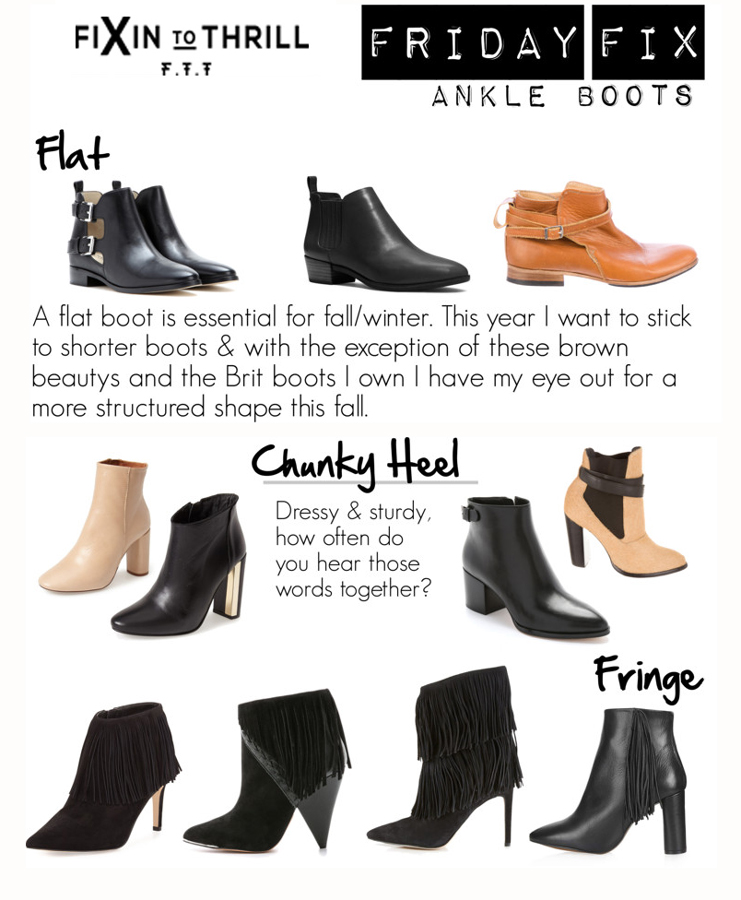 Fixin to Thrill | Austin Fashion Blog | Ankle Boots