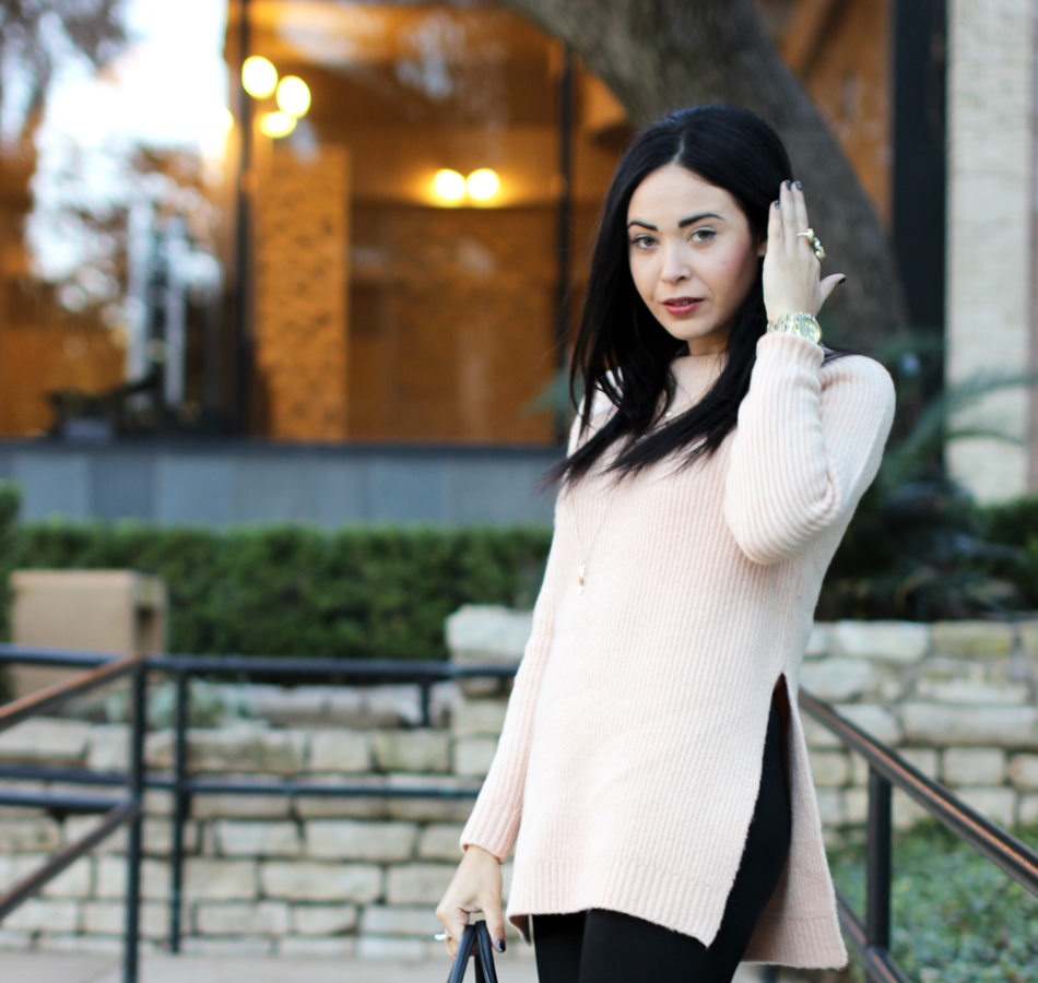 Fixin to Thrill| Blush Forever 21 Sweater
