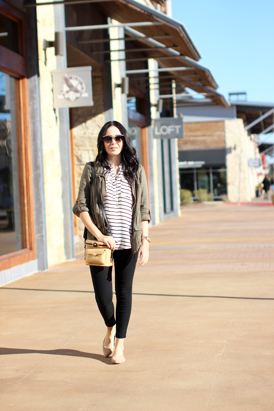 FTT-CARGO-JACKET-SHOPPING-HILL-COUNTRY-GALLERIA-SKINNY-JEANS-STRIPES-4