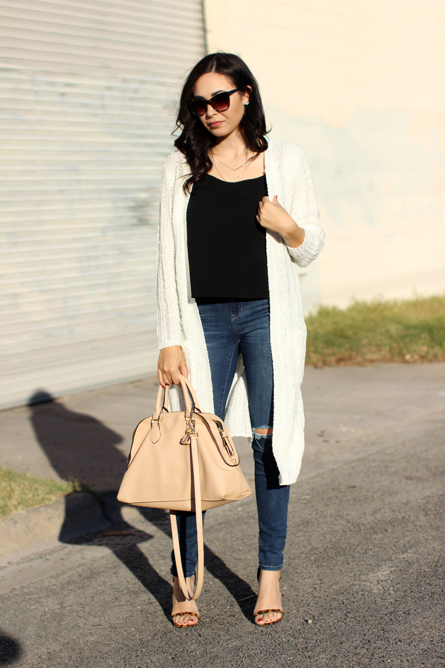 FTT-SHOP-PINK-BLUSH-RIPPED-JEANS-DUSTER-CARDIGAN-CASUAL3