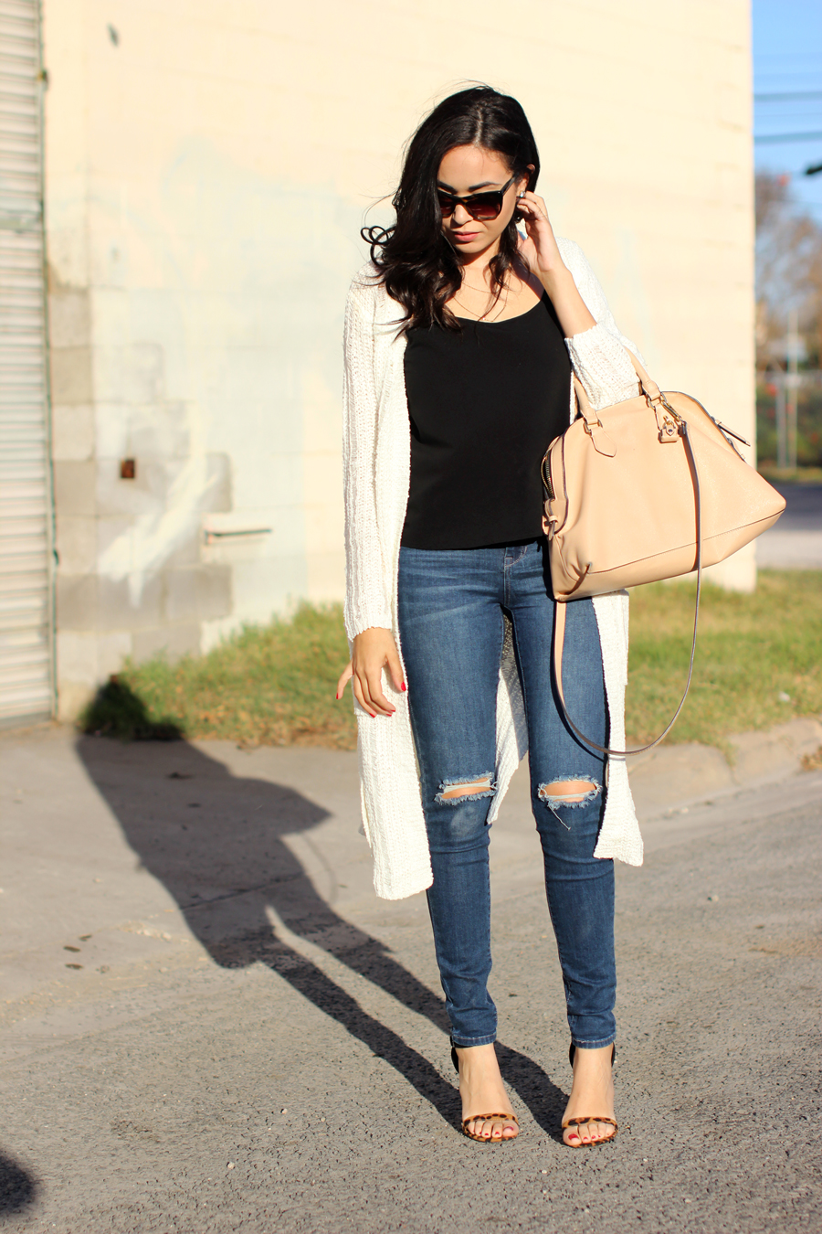 FTT-SHOP-PINK-BLUSH-RIPPED-JEANS-DUSTER-CARDIGAN-CASUAL4
