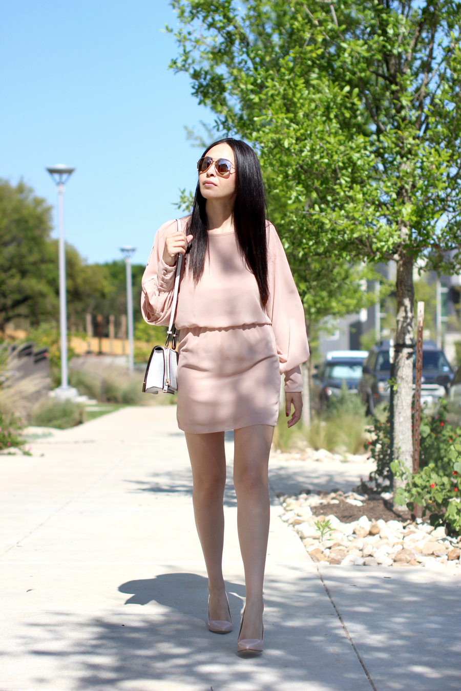 Nude Heels Fashion