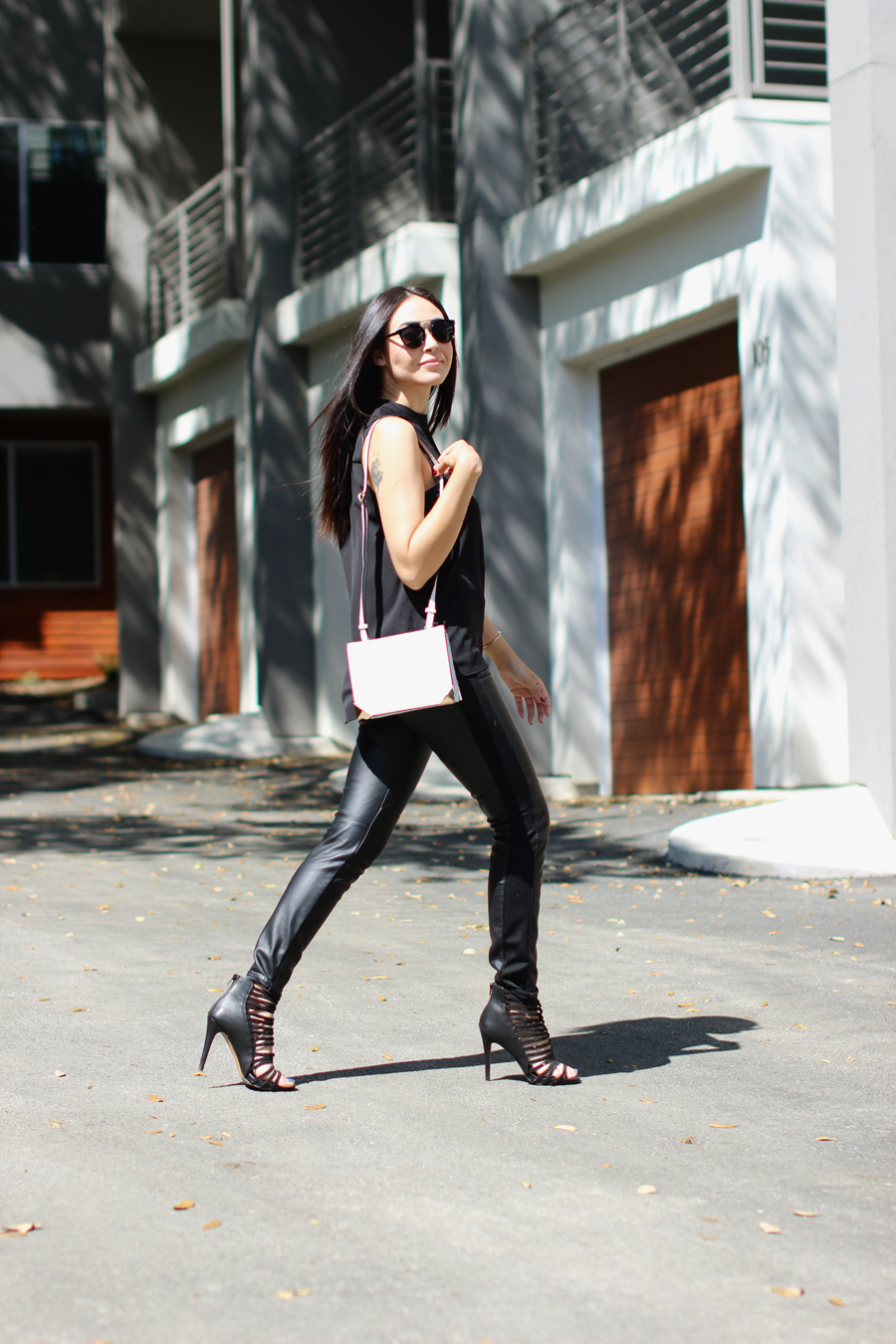 Fixin to Thrill | Posh in Melie Bianco