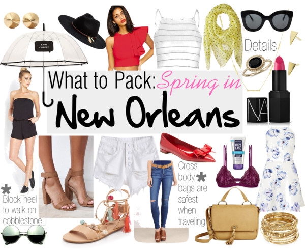 New Orleans: What to Pack