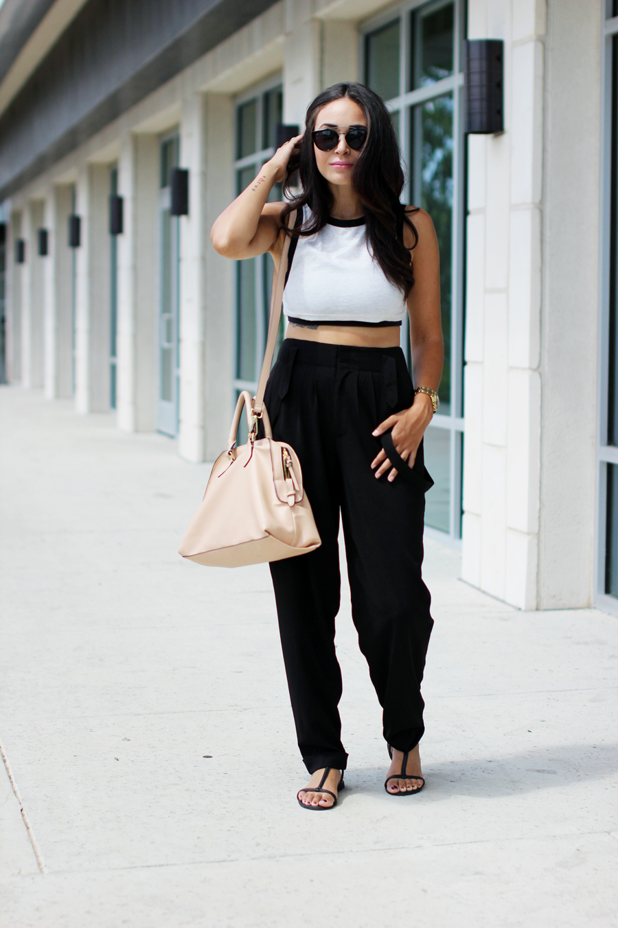 FTT-OVERALL-TROUSER-PANT-CROP-TOP-BLUSH-BAG-6