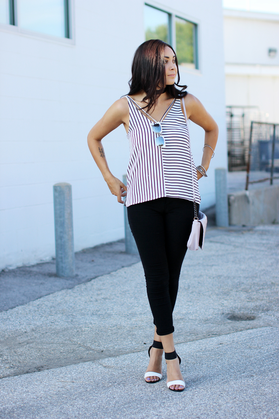 FTT-SHEIN-BLACK-WHITE-STRIPES-SUMMER-CHIC-