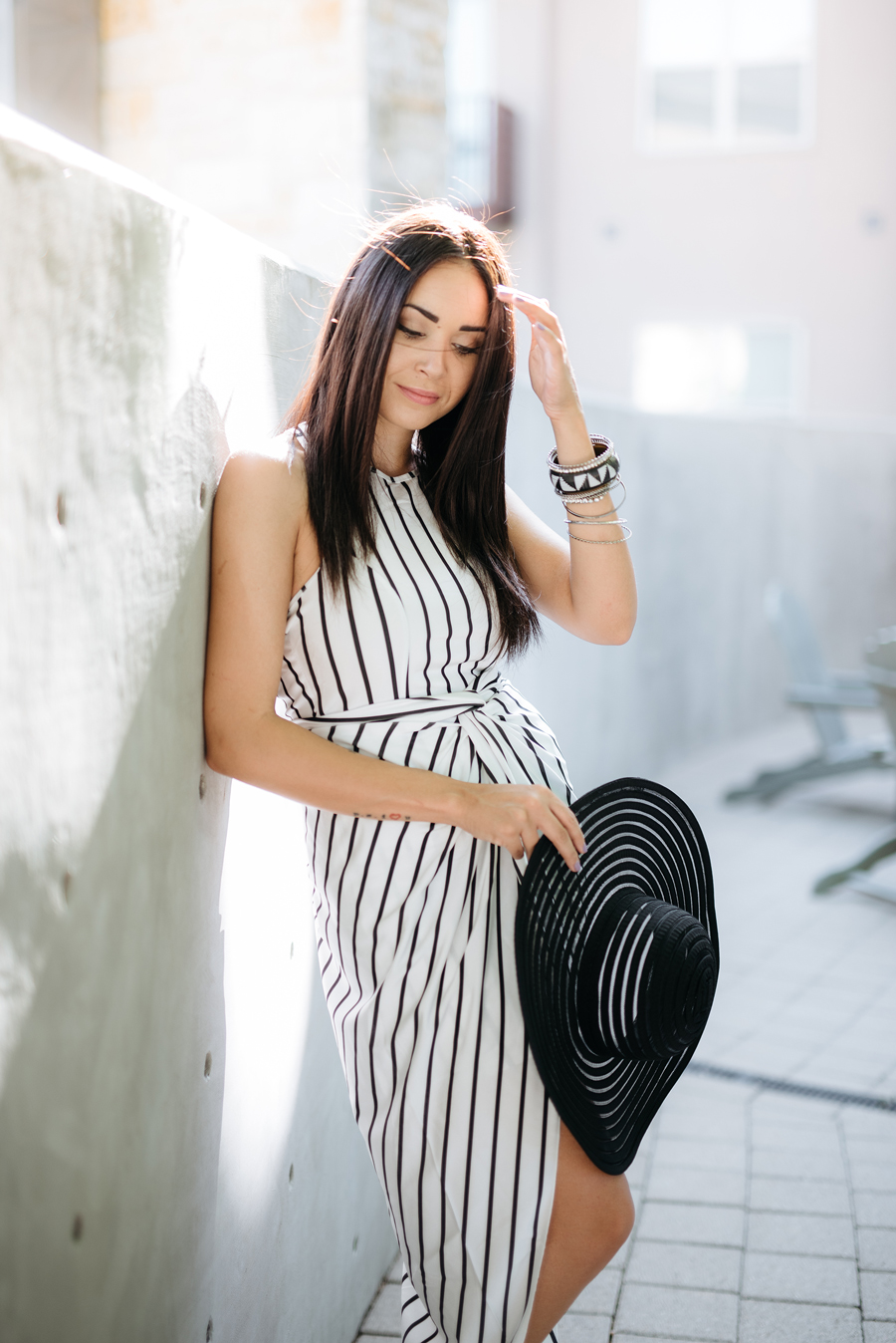 FTT-ZAFUL-BLACK-WHITE-STRIPES-SUMMER-CHIC-5